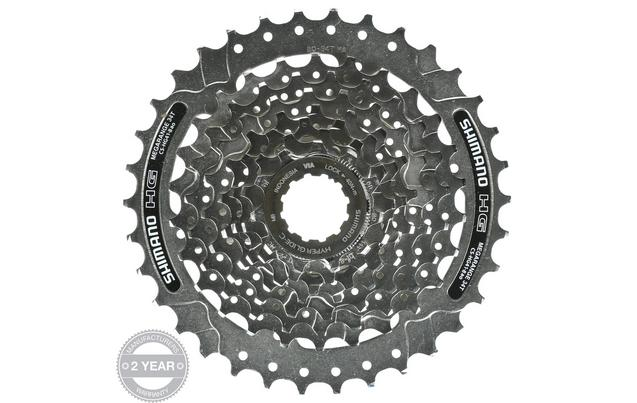 Cycling Shimano 8 Speed Cassette Bicycle Components & Parts