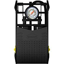 image of Michelin Analogue Double Barrel Footpump