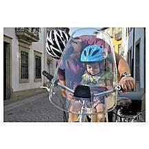image of Polisport Childseat Windscreen - Handlebar Fixing