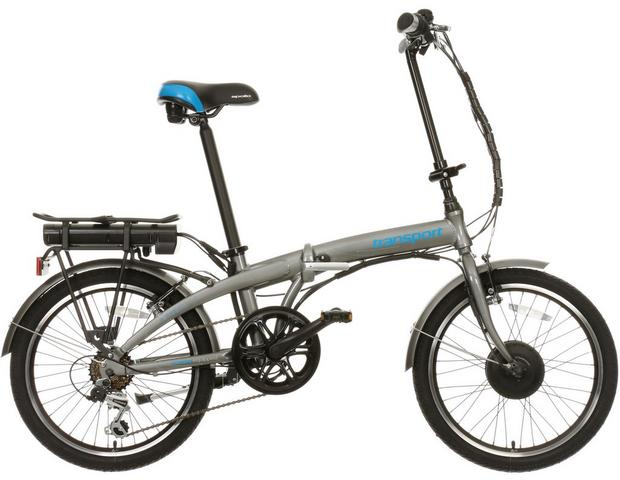 Apollo Transport E Electric Folding Bike