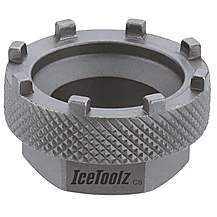 image of Ice Toolz Shimano/ISIS Compatible 8-Pin Bottom Bracket Tool
