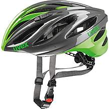 image of Uvex Boss Race Helmet - Neon Green