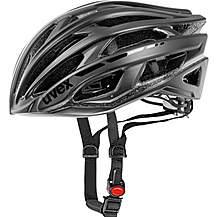 image of Uvex HT Race5 Bike Helmet - Black