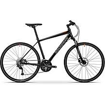 image of Boardman MTX 8.6 Hybrid Bike - Black