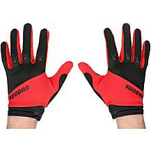 image of Voodoo MTB Gloves - Red