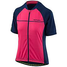 image of Altura Womens Airstream 2 Cycling Jersey - Pink/Blue