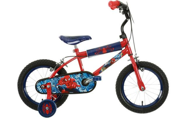 Ultimate Spider Man Kids Bike 14
