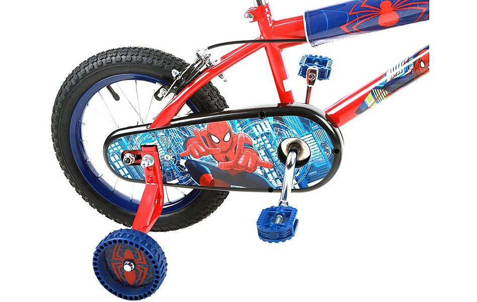 Ultimate Spiderman Kids Bike 14 Wheel
