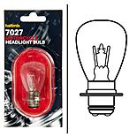 Halfords Bike it Motorcycle Bulb HMB7027 12v 35/35w