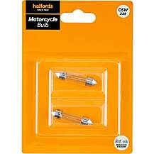 Halfords Bike it Motorcycle Bulb HMB239 12v 5