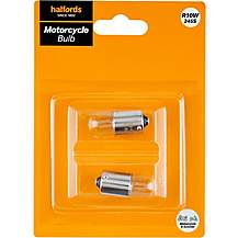 image of Halfords Bike it Motorcycle Bulb HMB245S 12v 10w