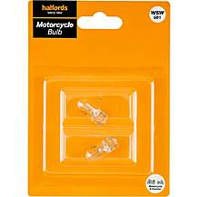 image of Halfords Bike it Motorcycle Bulb HMB501 12v 5w
