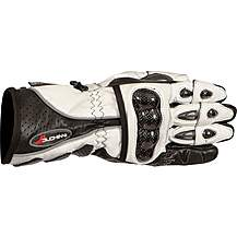Duchinni Turin Gloves Black/White
