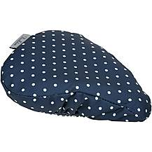 image of Pendleton Saddle Cover -Navy Spot