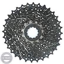 image of Shimano Deore CS-HG50 9 Speed Cassette