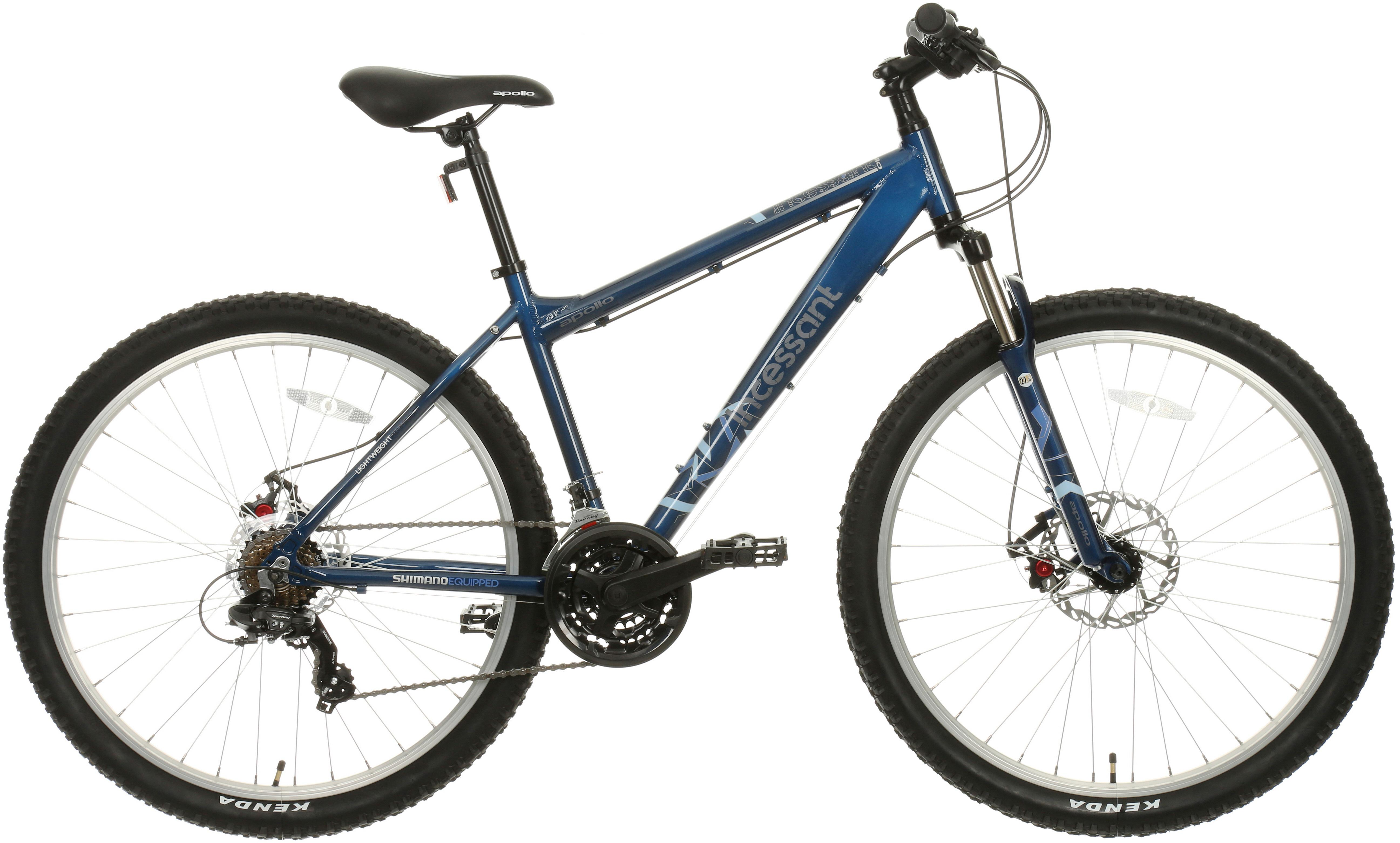 Apollo Incessant Womens Mountain Bike - 17 inch