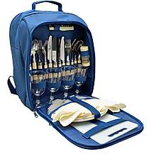 image of Royal Picnic Cooler Rucksack