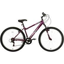 "image of Apollo Jewel Womens Mountain Bike - Purple - 14"", 17"", 20"" Frames"