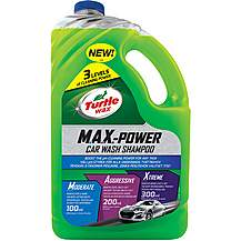 image of Turtle Wax Max Power Car Wash 2.95L