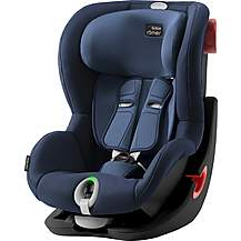 image of Britax Romer KING II LS BLACK SERIES Group 1 Child Car Seat