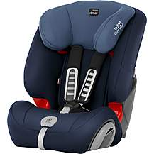 image of Britax Romer EVOLVA 1-2-3 PLUS Child Car Seat - Moonlight Blue