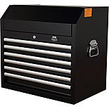 Halfords Advanced 6 Drawer Tool Chest - Black