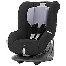 Britax Head Support Black