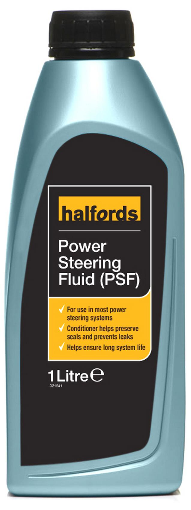 Halfords Power Steering Fluid Psf L