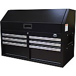 image of Halfords Advanced 6 Drawer Tool Chest - Extra Wide