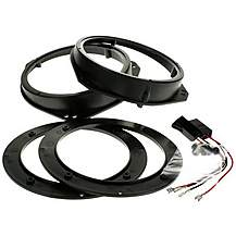 image of Autoleads Speaker Adaptor Kit SAK3001 - Vauxhall 130mm