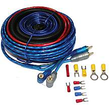 image of Autoleads 10AWG Amplifier Wiring Kit