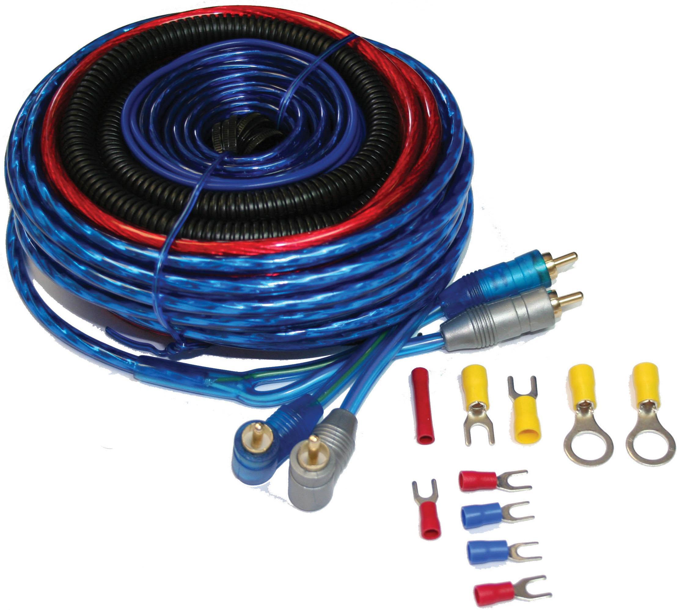 autoleads 10awg amplifier wiring ki rh halfords com