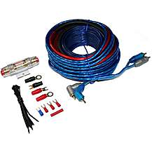 image of Autoleads 8AWG CCA Amplifier Wiring Kit