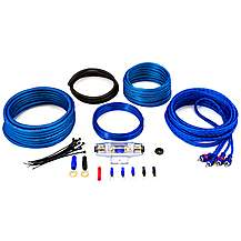 image of Autoleads 10AWG Copper Amplifier Wiring Kit