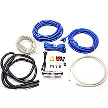 image of Autoleads 8AWG Copper Amplifier Wiring Kit