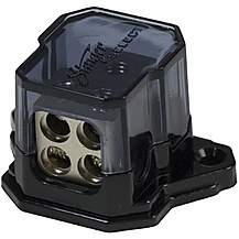 image of Autoleads 4 Way Distribution Block