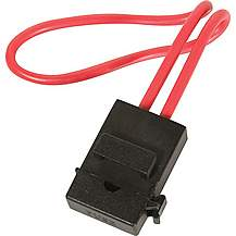 image of Autoleads Blade Fuse Holder 10 AMP