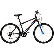 "image of Indi Kaisa Mens Mountain Bike - Blue, 14"", 17"", 20"" Frames"