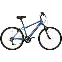 Indi Kaisa Womens Mountain Bike - Blue, 14