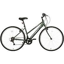 Indi Voyager Hybrid Bike - 14