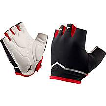 image of Sealskinz Ventoux Cycling Mitt - Black/Red