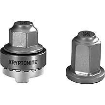 Kryptonite Security WheelNutz - M10 Axle Lock