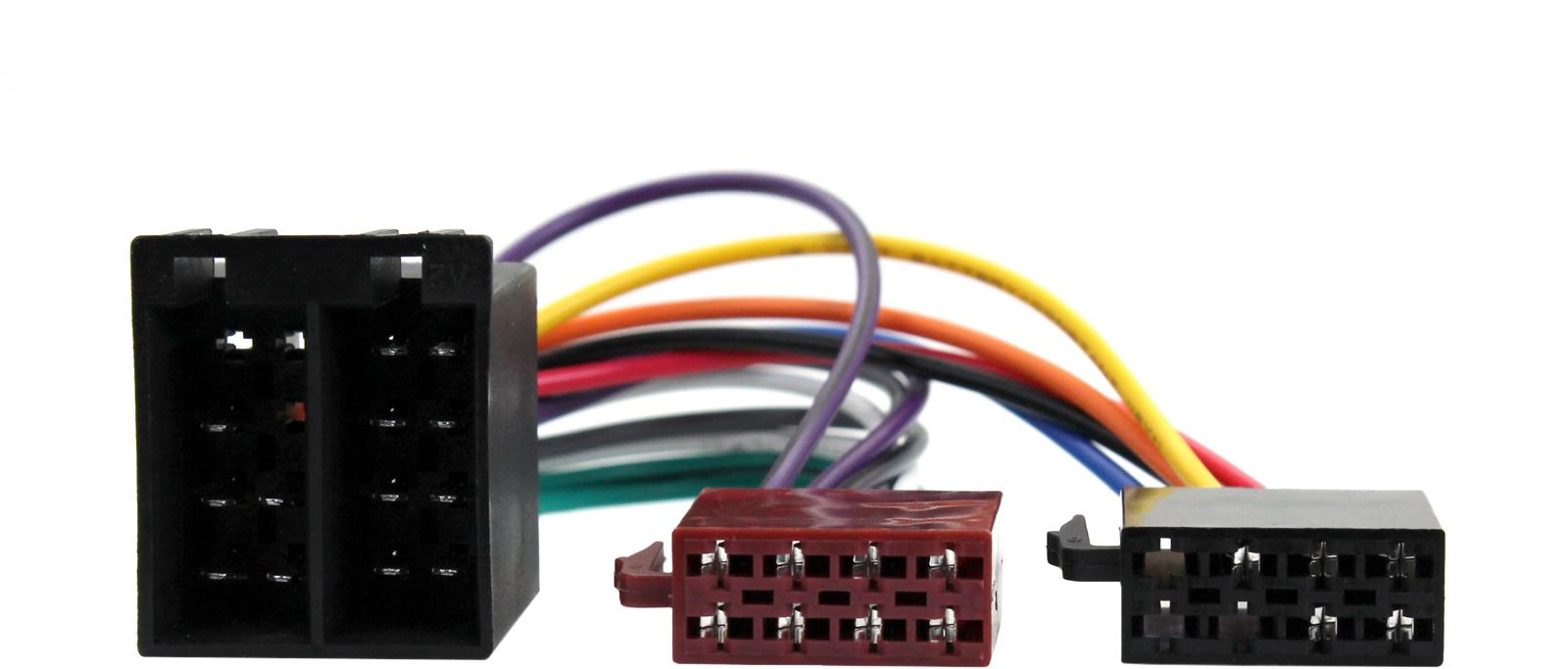 universal iso harness adaptor ct2 rh halfords com  pioneer wiring harness halfords