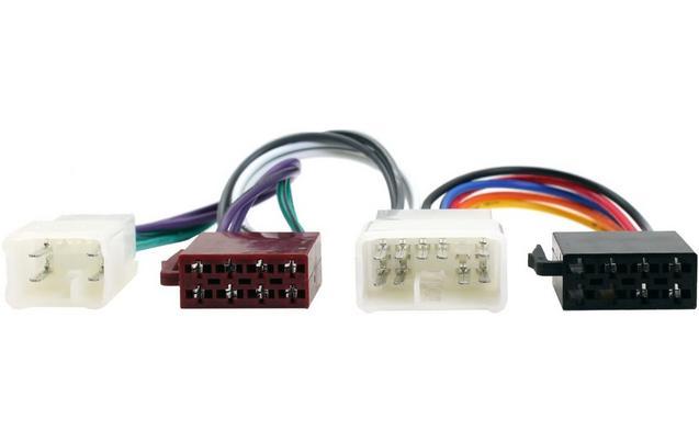 Toyota/Lexus/Daihatsu ISO Harness Adaptor - CT20TY01 on