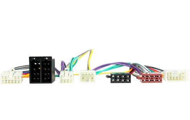 toyota iso t-harness adaptor - ct10