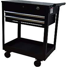 image of Halfords Advanced 2 Drawer Trolley