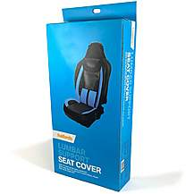 image of Halfords Lumbar Support Car Seat Cover