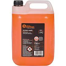 image of Halfords Essentials Ready Mixed Screenwash 5L