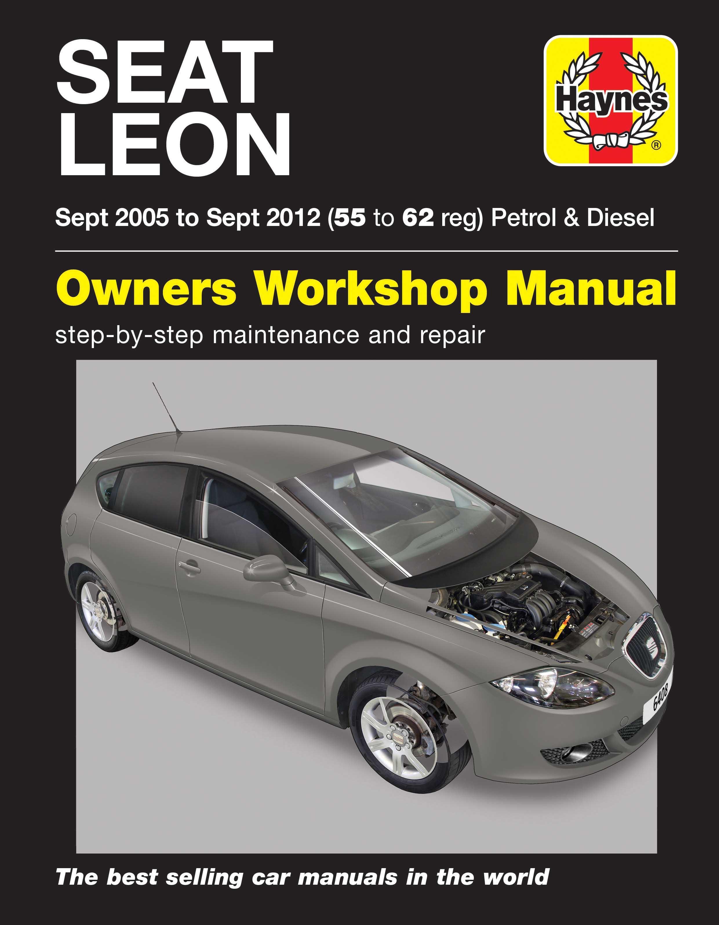 haynes seat leon apr 05 12 manu rh halfords com seat leon mk2 user manual Instruction Manual Book