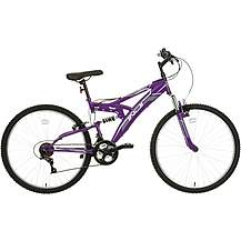 "image of Indi FS 1 Womens Mountain Bike 16"" Frame"